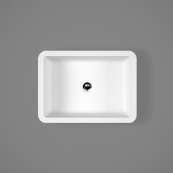 Bowl CB402 | Wash basins | HI-MACS®