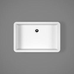 Bowl CB523 | Wash basins | HI-MACS®