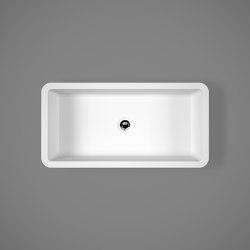 Bowl CB 602   Wash basins   HI-MACS®