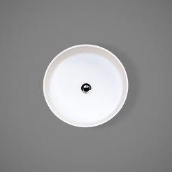 Bowl CB330C (top mount installation)   Wash basins   HI-MACS®