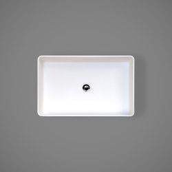 Waschbecken CB540R (Aufsatzbecken) | Waschtische | HI-MACS®