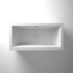 Bathtub CBT 160 70 | Bathtubs | HI-MACS®