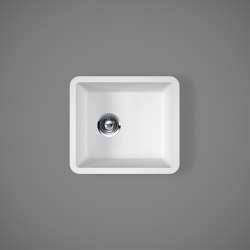 Sink CS 354 | Kitchen sinks | HI-MACS®