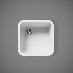 Sink CS400S | Kitchen sinks | HI-MACS®
