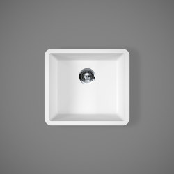 Sink CS 454 | Kitchen sinks | HI-MACS®