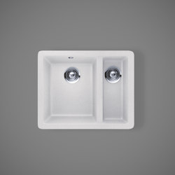 Sink CS490D | Kitchen sinks | HI-MACS®