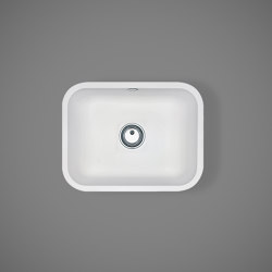 Sink CS528R | Kitchen sinks | HI-MACS®