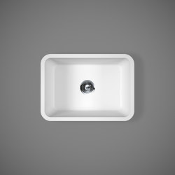 Sink CS 553 | Kitchen sinks | HI-MACS®