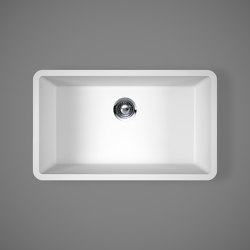 Sink CS 704 | Kitchen sinks | HI-MACS®