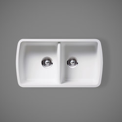 Sink CS800D | Kitchen sinks | HI-MACS®