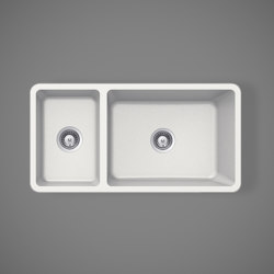 Sink CS824D | Kitchen sinks | HI-MACS®