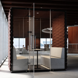 VANK_WALL_BOX | Office Pods | VANK
