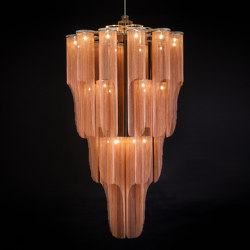 Artpieces & Installations Windchime 1.5m | Suspended lights | Willowlamp