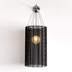 Scalloped Cropped - Wall Lantern - 280 | Wall lights | Willowlamp
