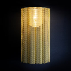 Scalloped Cropped - Wall Sconce - 280 | Wall lights | Willowlamp