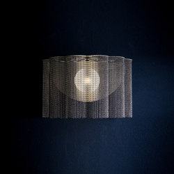 Scalloped Cropped - Wall Sconce - 400 | Wall lights | Willowlamp