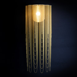 Scalloped Looped - Wall Sconce - 280 | Wall lights | Willowlamp