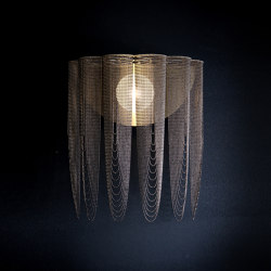 Scalloped Looped - Wall Sconce - 400 | Lámparas de pared | Willowlamp