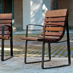 Bilateral Chair | Chairs | urbidermis SANTA & COLE
