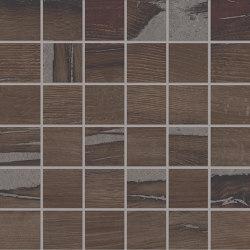 Alter Mosaico 5x5 Bruciato | Ceramic mosaics | EMILGROUP