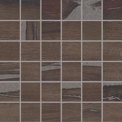 Alter Mosaico 5x5 Bruciato | Keramik Mosaike | EMILGROUP