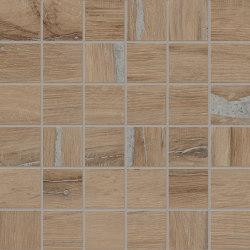 Alter Mosaico 5x5 Noce | Keramik Mosaike | EMILGROUP