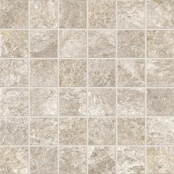 Brixen Stone Decori Sand Mosaico 5x5 | Ceramic mosaics | EMILGROUP