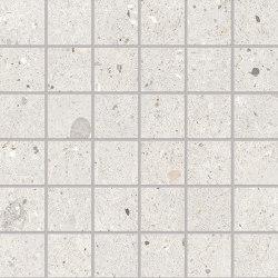 Ego Mosaico 5x5 Avorio | Ceramic mosaics | EMILGROUP