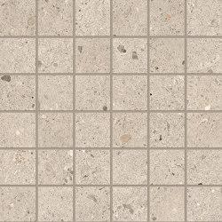 Ego Mosaico 5x5 Sabbia | Ceramic mosaics | EMILGROUP