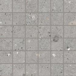 Ego Mosaico 5x5 Grigio | Ceramic mosaics | EMILGROUP
