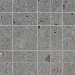 Ego Mosaico 5x5 Grigio Scuro | Ceramic mosaics | EMILGROUP