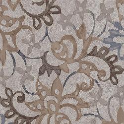 Heritage Decori Florita Deco  GREY | Baldosas de cerámica | EMILGROUP