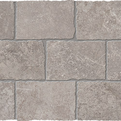 Heritage Decori Mosaico Major GREY | Ceramic mosaics | EMILGROUP