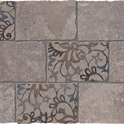 Heritage Decori Mosaico Major Florita Deco URBAN | Ceramic mosaics | EMILGROUP