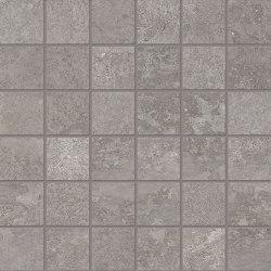 Heritage Mosaico 5x5 GREY | Keramik Mosaike | EMILGROUP