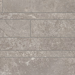 Heritage Listelli Sfalsati GREY | Ceramic mosaics | EMILGROUP