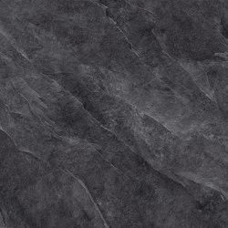 Level Slate Black | Panneaux céramique | EMILGROUP