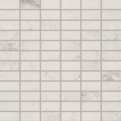 Narciso Mosaico 2,5x5 PERLA | Ceramic mosaics | EMILGROUP