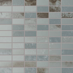 Narciso Mosaico 2,5x5 TOPAZIO | Ceramic mosaics | EMILGROUP