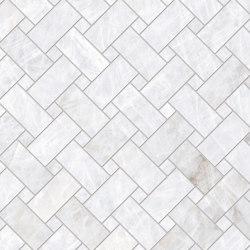 Tele di Marmo Reloaded Decori Intrecci  QUARZO KANDINSKY | Ceramic mosaics | EMILGROUP