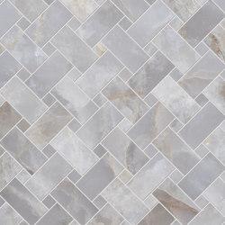 Tele di Marmo Reloaded Decori Intrecci ONICE KLIMT | Ceramic mosaics | EMILGROUP