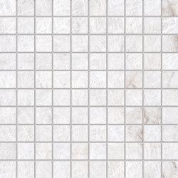 Tele di Marmo Reloaded Mosaico QUARZO MOSAICO 3X3 | Ceramic mosaics | EMILGROUP