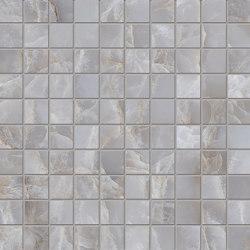 Tele di Marmo Reloaded Mosaico ONICE KLIMT 3X3 | Mosaicos de cerámica | EMILGROUP