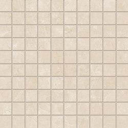 Tele di Marmo Reloaded MosaicoMARFIL ORDONEZ 3X3   Ceramic mosaics   EMILGROUP