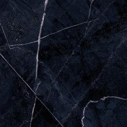 Tele di Marmo Revolution Calacatta Black | Ceramic panels | EMILGROUP