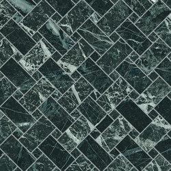 Tele di Marmo Revolution Decori Saint Denis Intrecci | Ceramic mosaics | EMILGROUP