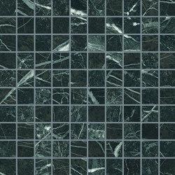 Tele di Marmo Revolution Decori Saint Denis Mosaico 3x3 | Ceramic mosaics | EMILGROUP