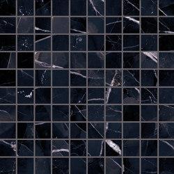 Tele di Marmo Revolution Decori Calacatta Mosaico 3x3 | Ceramic mosaics | EMILGROUP