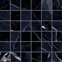Tele di Marmo Revolution Decori Calacatta Mosaico 5x5 | Ceramic mosaics | EMILGROUP