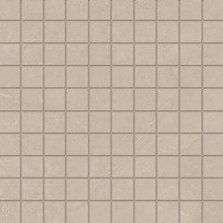 Totalook Mosaico 3x3 Sabbia   Mosaicos de cerámica   EMILGROUP